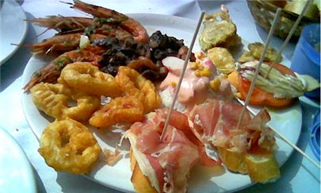 Spanische Spezialitäten - Speisen & Getränke aus Spanien |